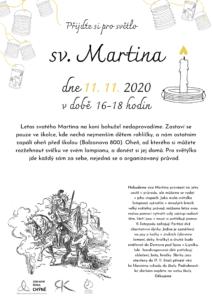 Světlo sv. Martina