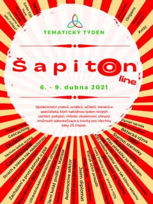 Šapitón – tematický týden